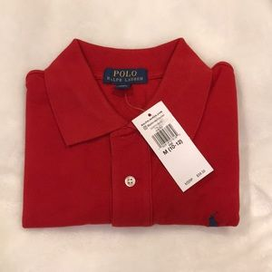 Polo by Ralph Lauren polo shirt size M(10-12)